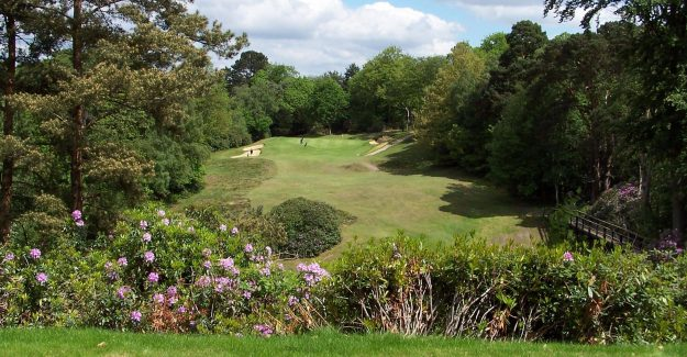 The Addington Golf Club 13th Hole